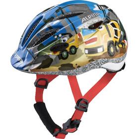 Alpina Gamma 2.0 Helm Kinder blau/bunt